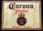 Corona Familiar New Tin Sign