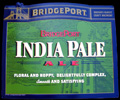 Bridgeport India Pale Ale (IPA) NEW Tin Sign