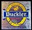 Buckler Foiled Sign