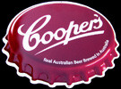 Coopers Australian Beer NEW Tin Sign